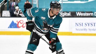 Photo of NHL Player From San Jose Sharks Suspended From Using Fake Vaccination Card